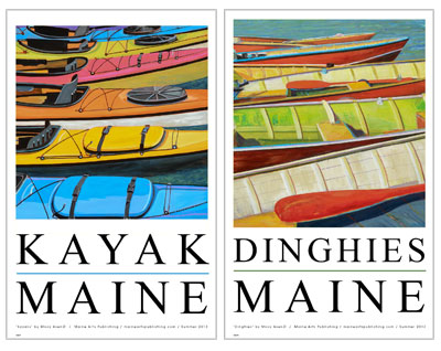 Maine Arts Posters